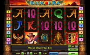 book of ra x slot